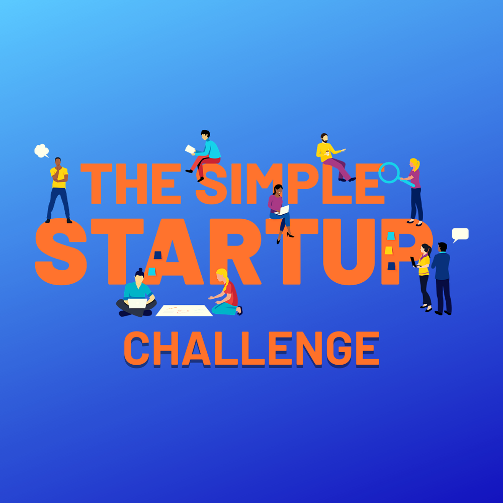 The Simple StartUp Challenge