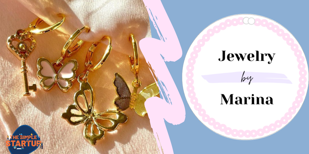 Small Business Series - Jewelry By Marina