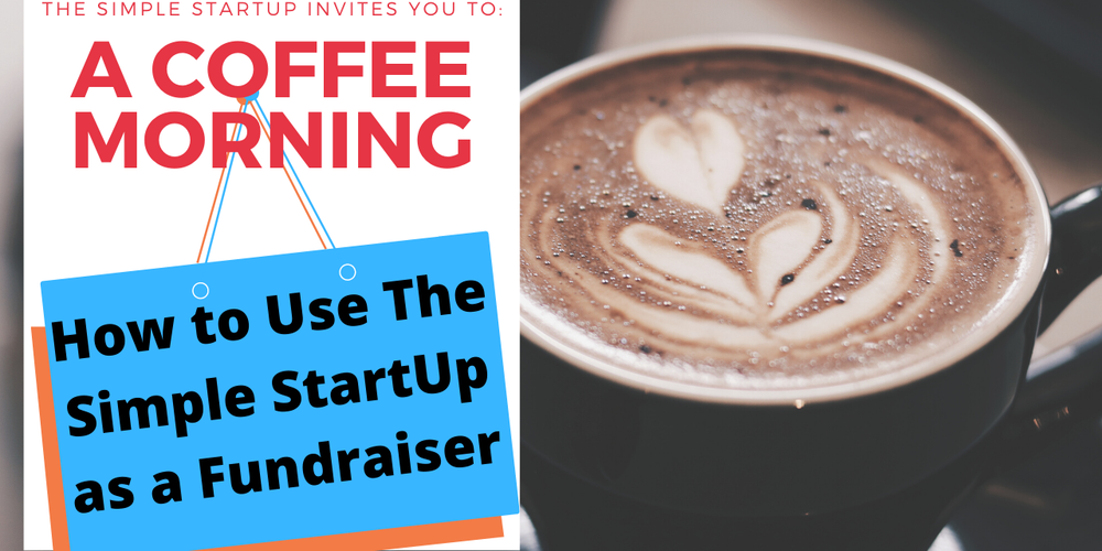 How to Use The Simple StartUp as a Fundraiser