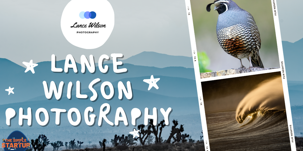 Small Business Series - Lance Wilson Photography
