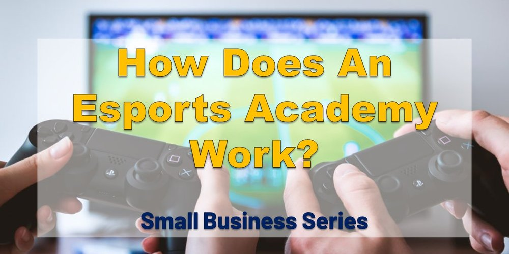 Small Business Series - Meta Pro Gaming