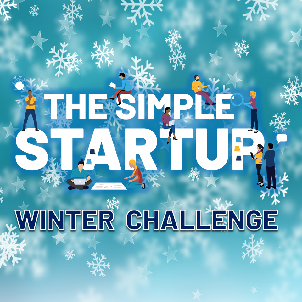 The Simple StartUp Winter Challenge