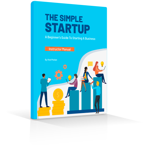 Simple Startup Instructor Manual